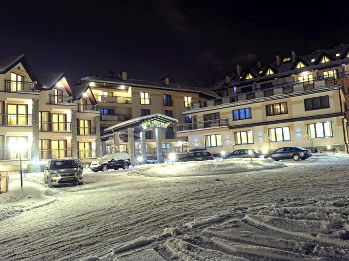 Hotel dla wymagających - luksus