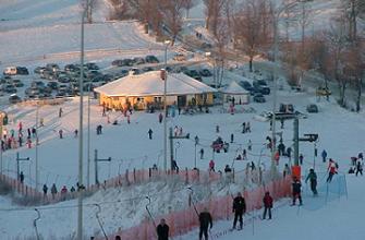 Na narty nie tylko w góry