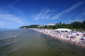 Top 10 – najlepsze polskie plaże