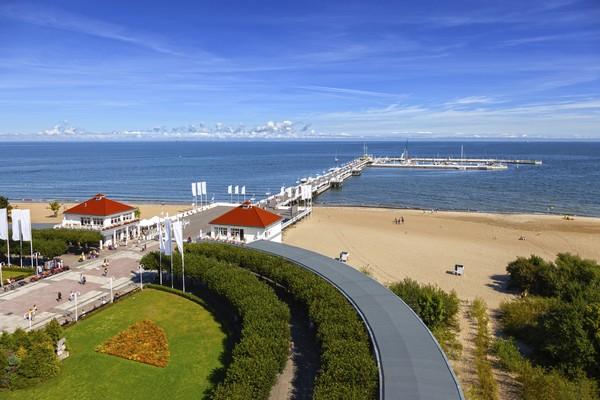 Plaże - Sopot
