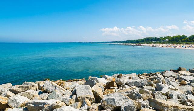 Plaże - Ustka