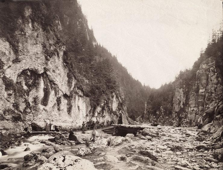 Niezwykłe Tatry - zdjęcie ze zbiorów Muzeum Tatrzańskiego