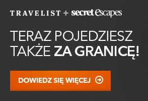 Travelist i Secret Escapes wypływają na szerokie wody