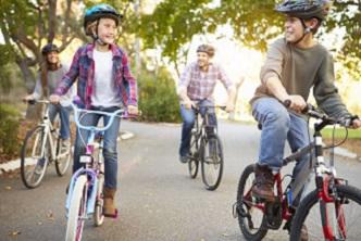 Z rodziną na rower – najciekawsze trasy rowerowe w Polsce