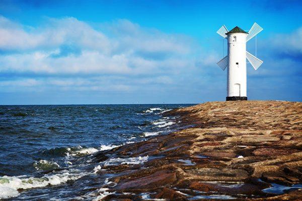 Najpiękniejsze latarnie morskie w Polsce