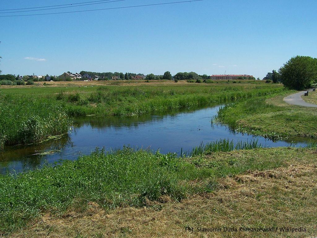 Anomalie i osobliwości - rzeki