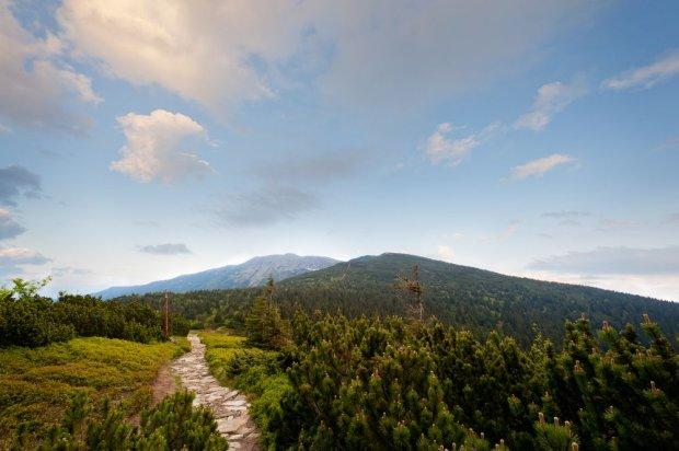Szlaki górskie - Babia Góra