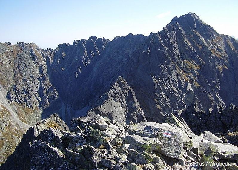 Szlaki górskie - Orla Perć