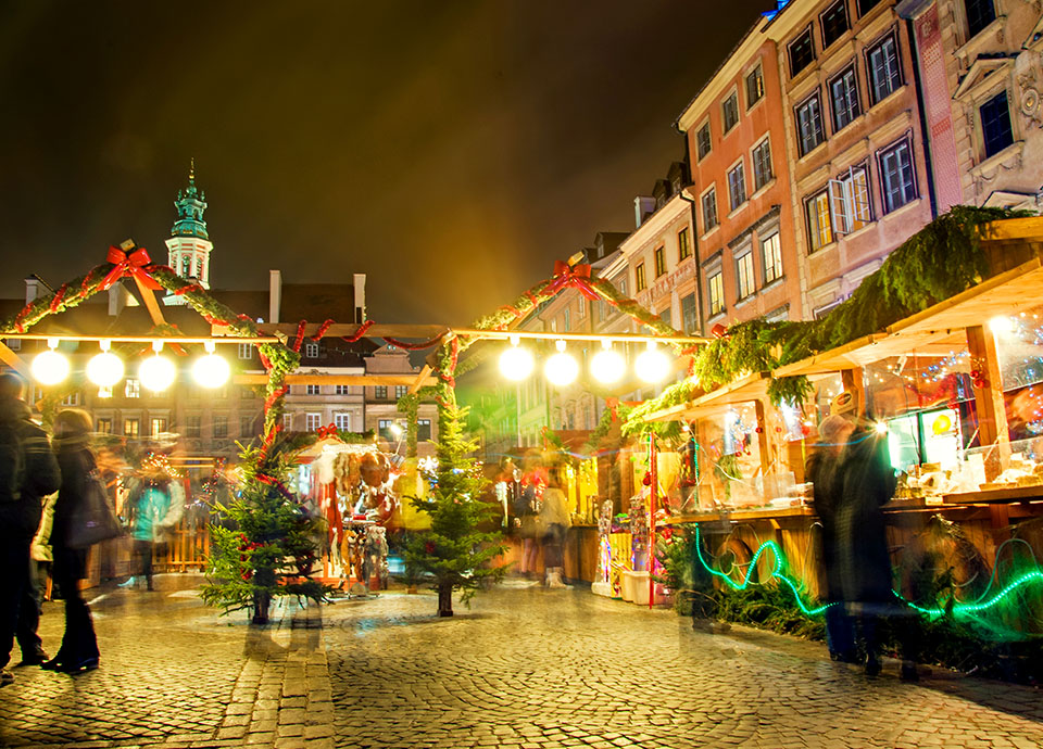 Kolorowe jarmarki - Warszawa