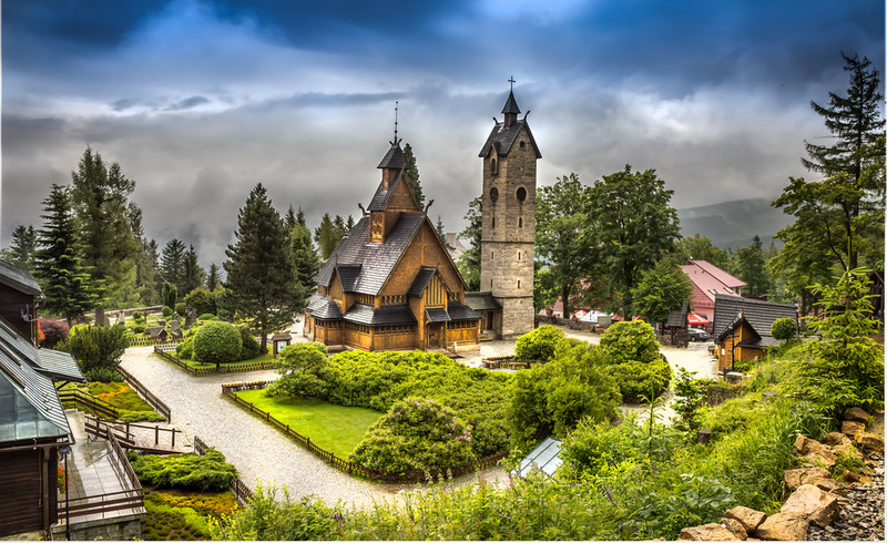 Górskie kurorty - Karpacz