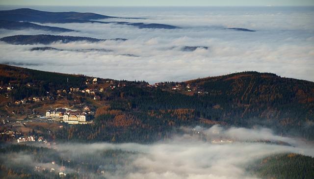 Górskie kurorty - muzea w Karpaczu