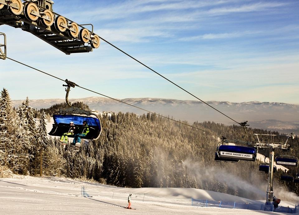 Nowości narciarskie 2015 - Białka
