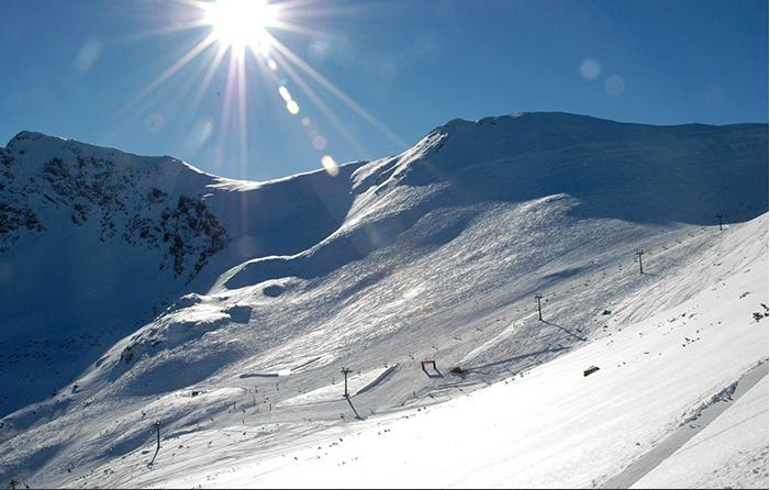 Ośrodki narciarskie - Kasprowy Wierch
