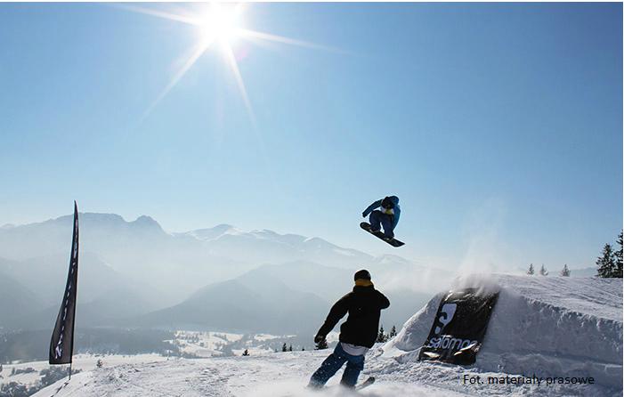 Nowości narciarskie 2015 - Gubałówka