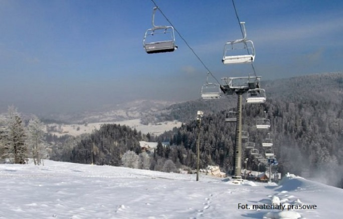 Ośrodki narciarskie - Korbielów
