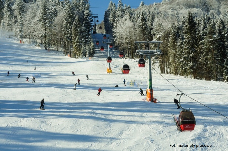 Ośrodki narciarskie - Krynica-Zdrój