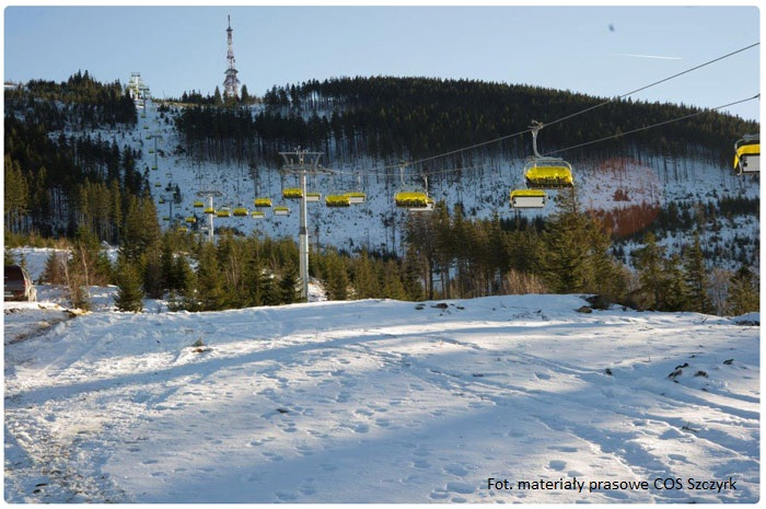 Nowości narciarskie 2015 - Szczyrk
