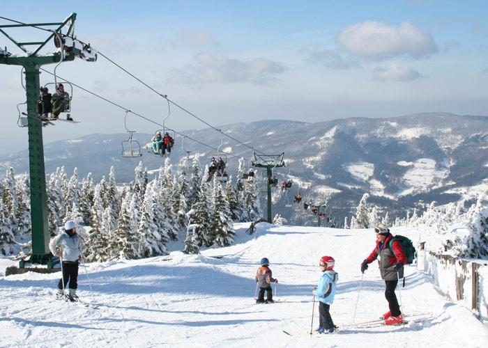 Ośrodki narciarskie - Szczyrk
