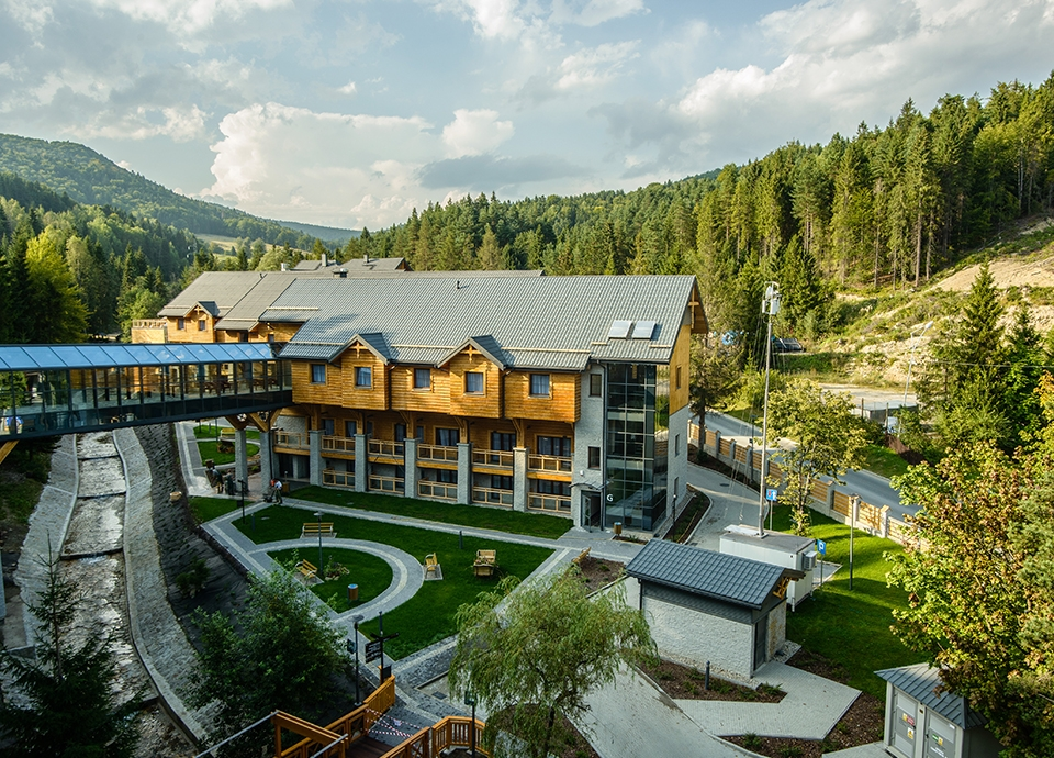 Czarny Potok Resort Spa
