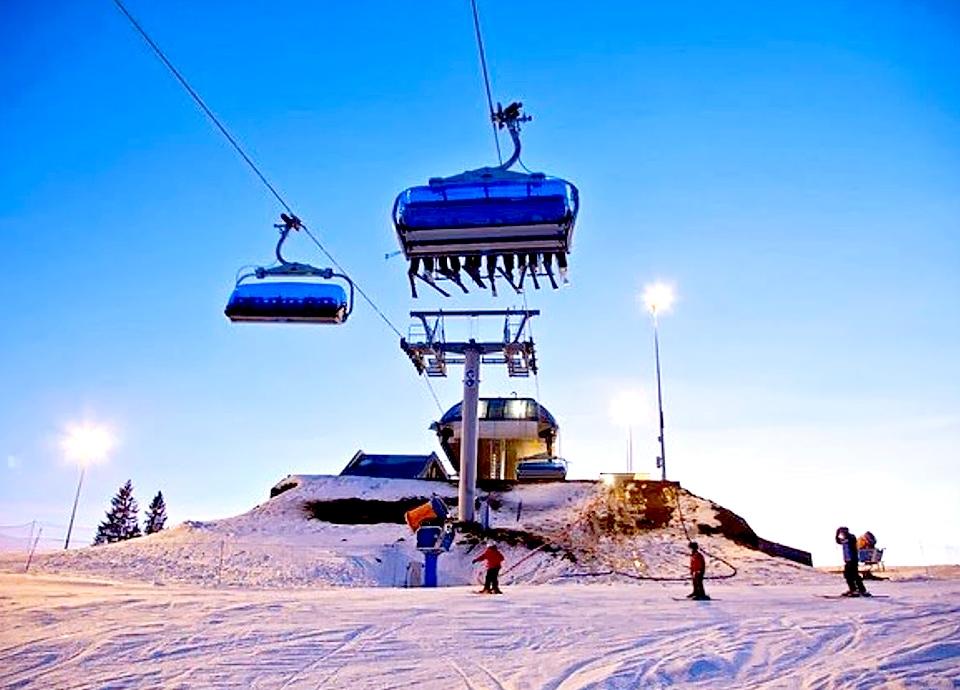 Ośrodki narciarskie - Białka Tatrzańska