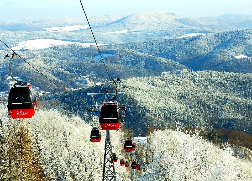 Ranking ośrodków narciarskich 2015