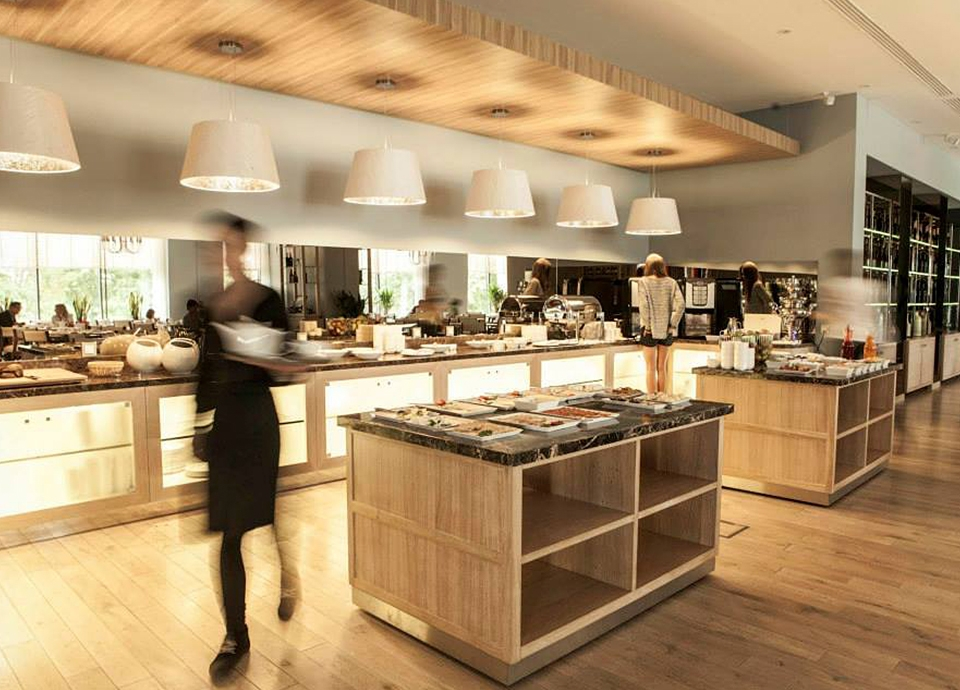 Restauracje hotelowe - T-bone