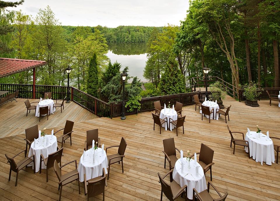 Restauracje hotelowe - Pałacowa