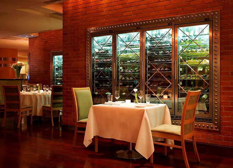 najlepsze restauracje hotelowe