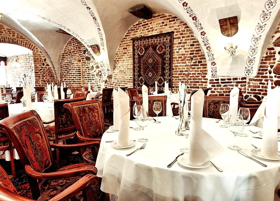 Restauracje hotelowe