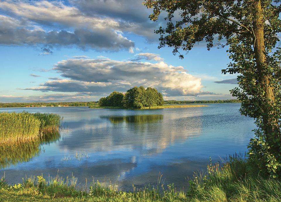 Cuda natury - jeziora