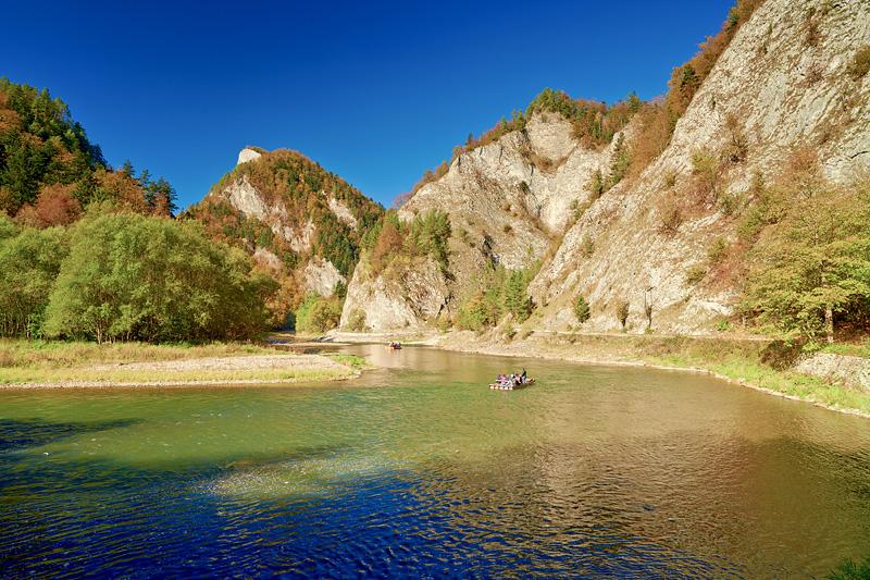 Cuda natury - Dunajec