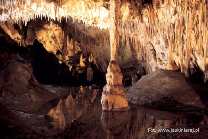 Cuda natury - jaskinia raj