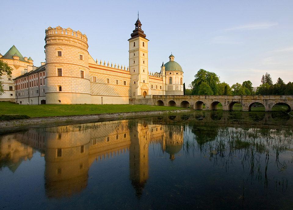 Najpiękniejsze zamki w Polsce - Krasiczyn