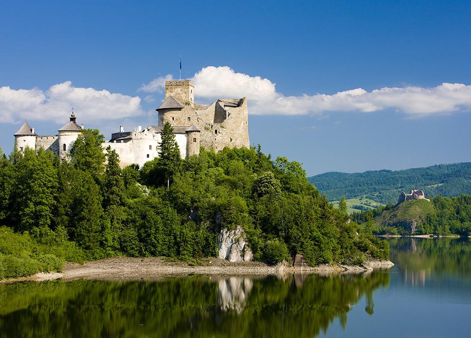 Najpiękniejsze zamki w Polsce - Niedzica