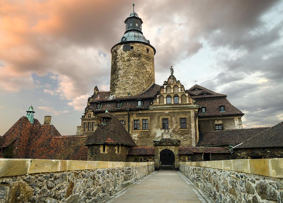 Najpiękniejsze zamki w Polsce - Czocha