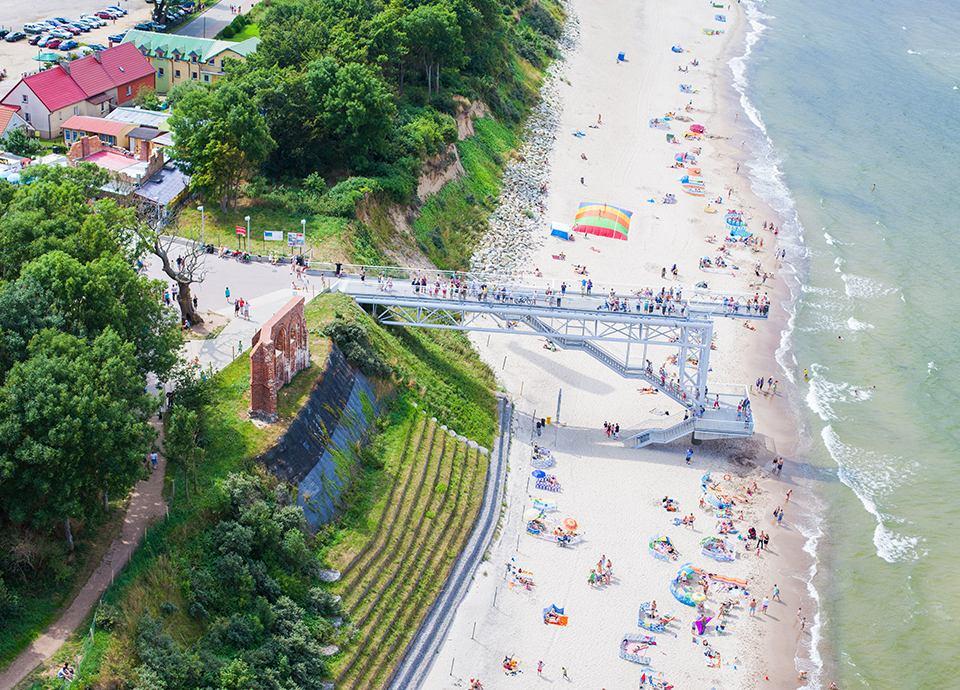 Najczystsze polskie plaże 2019 - Rewal