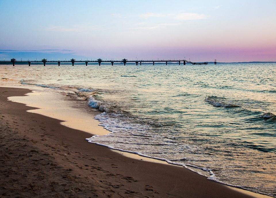 Najczystsze polskie plaże 2019 - Wolin i Uznam
