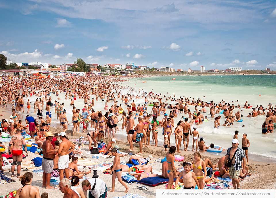 Szał ciał, czyli ulubione plaże Polaków