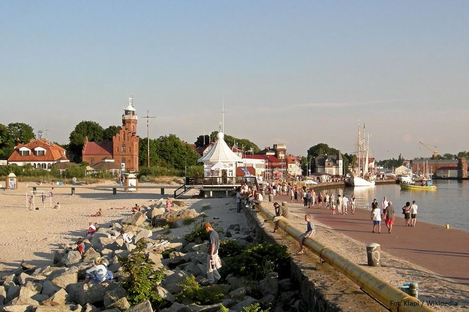 Promenady nad Bałtykiem - Ustka