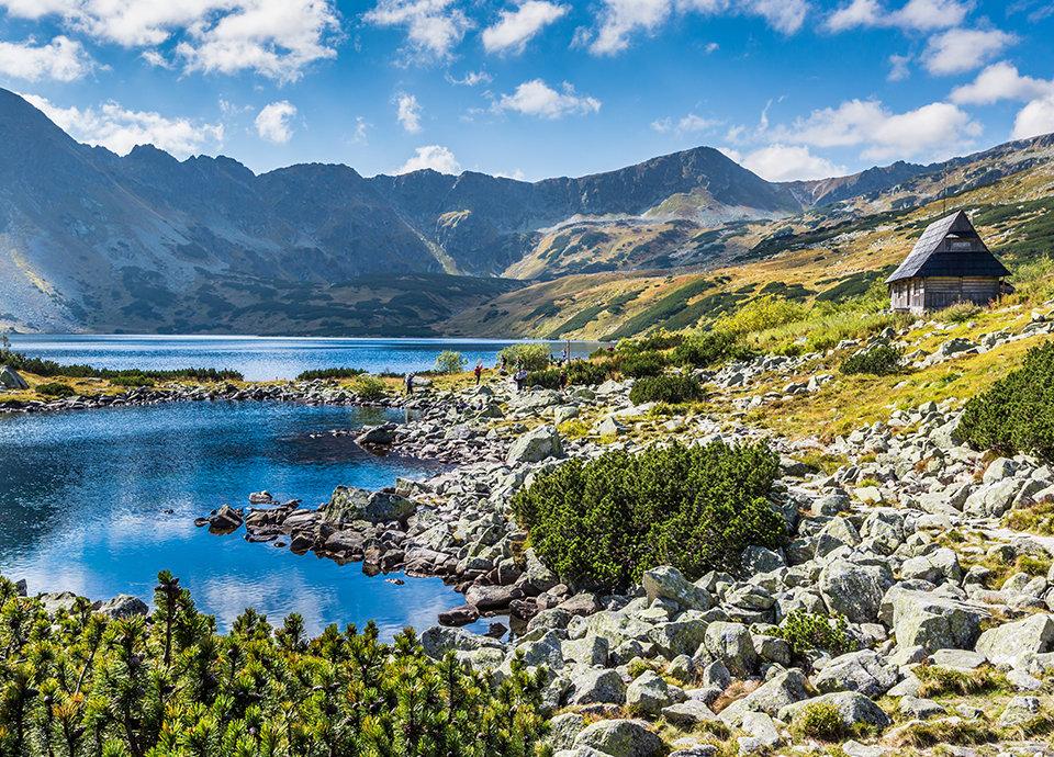 Atrakcje Tatr - Dolina Pięciu Stawów