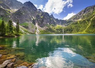 Przewodnik Travelist: największe atrakcje polskich Tatr