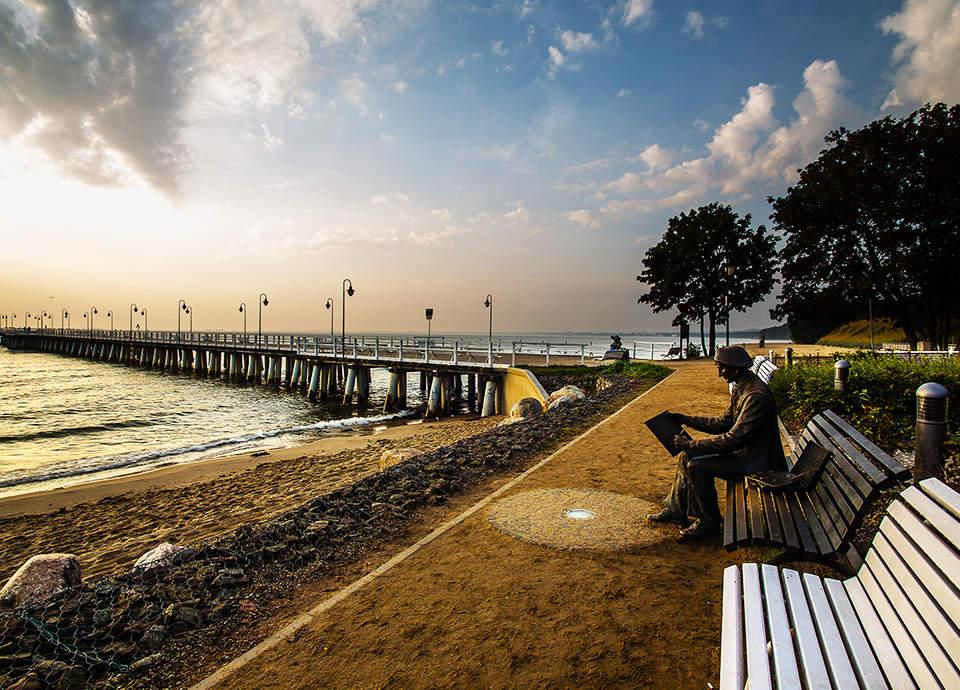 Największe atrakcje Trójmiasta - plaże