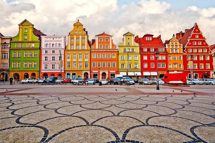 Dobre hotele w centrum Wrocławia