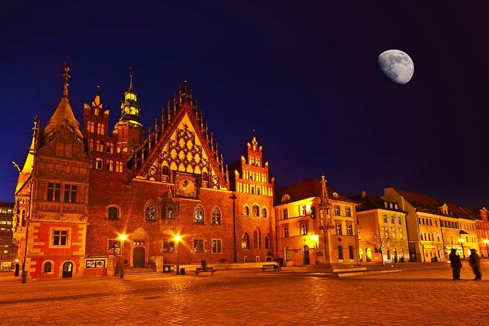 Największe atrakcje Wrocławia - Rynek