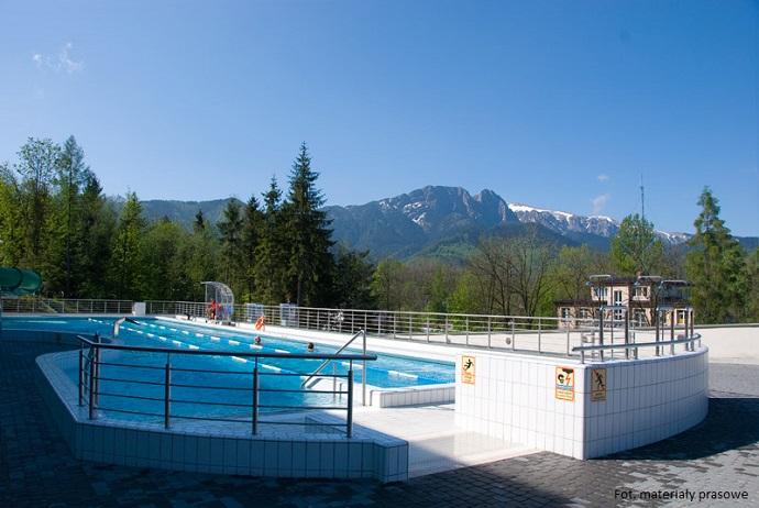Baseny termalne - Aqua Park Zakopane