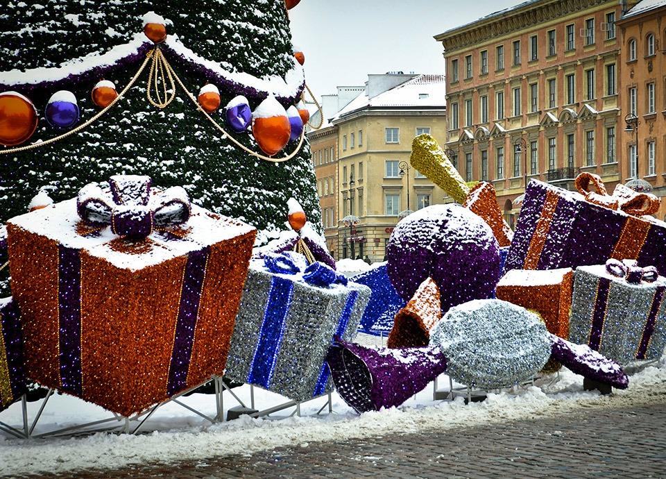 Święta inne niż wszystkie - prezenty
