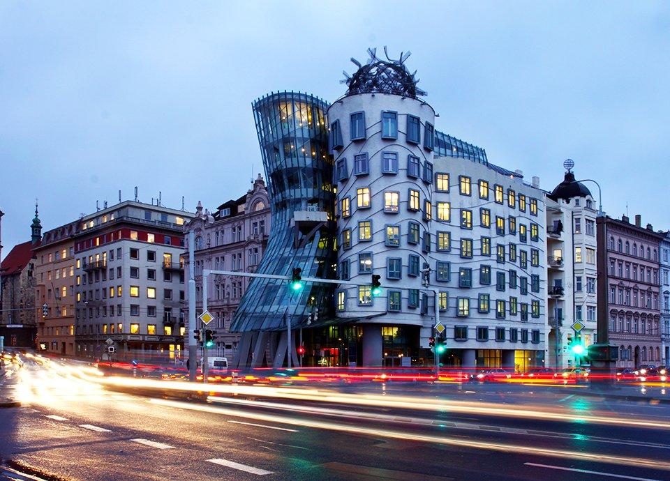 Złota Praga - Tańczący Dom