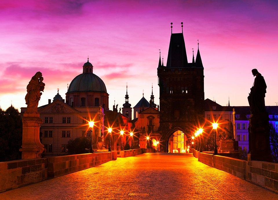 Złota Praga - Most Karola