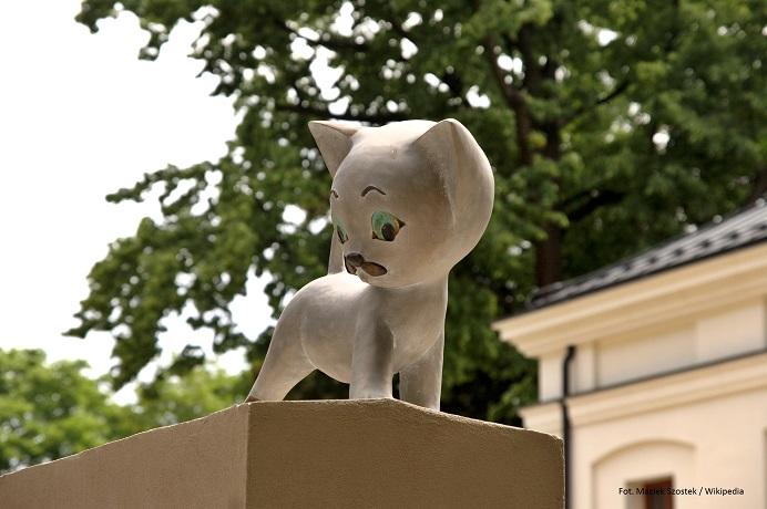 Bajkowe miejsca dla dzieci - Łódź