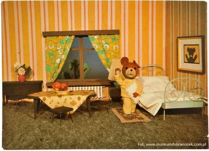 Bajkowe miejsca dla dzieci - Muzeum Dobranocek